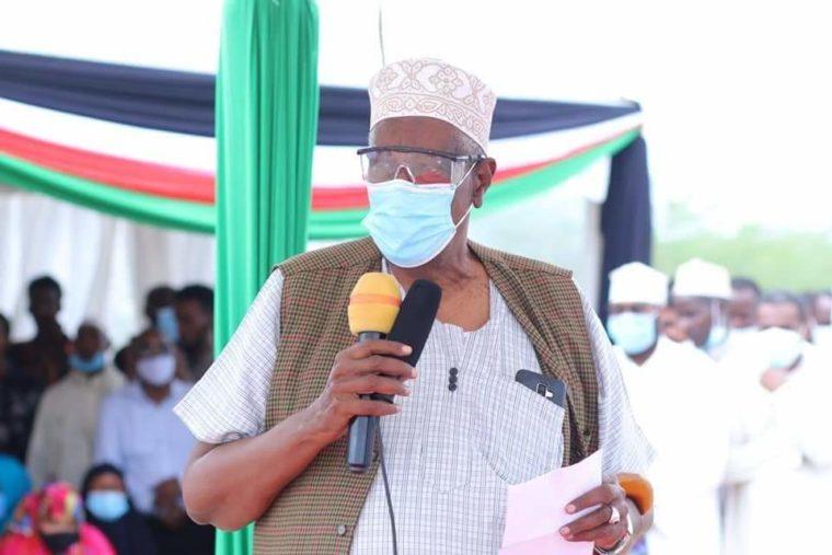 President Kenyatta mourns former TSC chairman Ibrahim Hussein