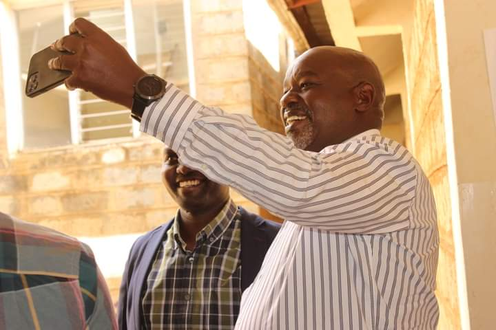 Elgeyo Marakwet DG Wesley Rotich freed on Ksh.50K cash bail