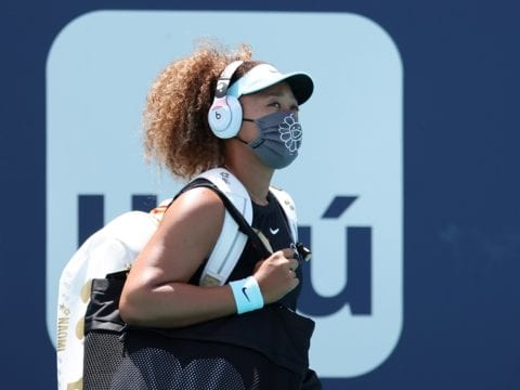 Osaka stunned by Teichmann at Western & Southern Open