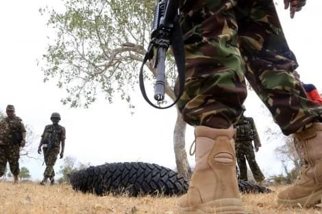 Three police officers killed, several injured in Mandera IED attack