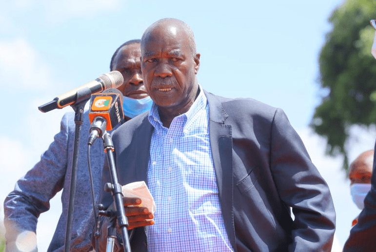 James Gesami approved as Nyamira DG nominee three months after re-submitting paperwork