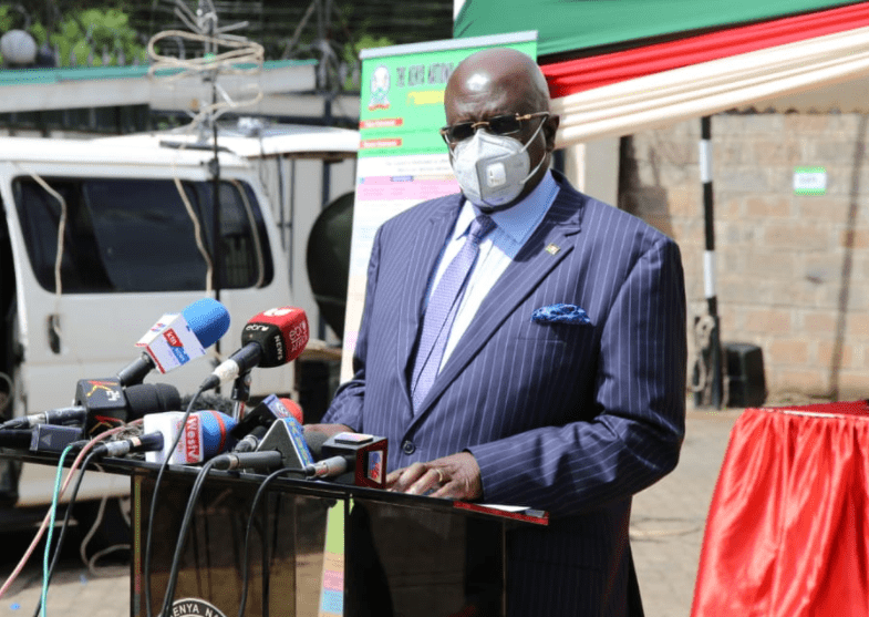 Magoha: Inadequate facilities biggest hurdle to implementation of sports policy in schools