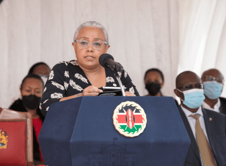 First Lady Margaret Kenyatta calls for sustained efforts to end fistula