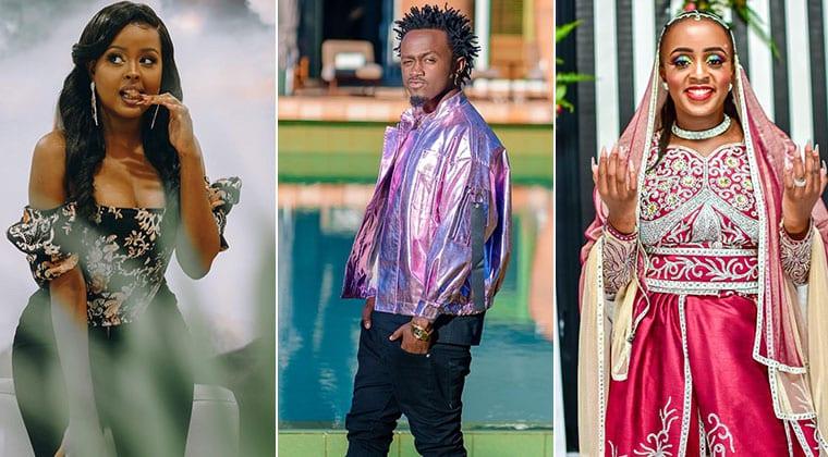 Kenyan stars Amina, Bahati, Nadia set for Africa Day Concert 2021
