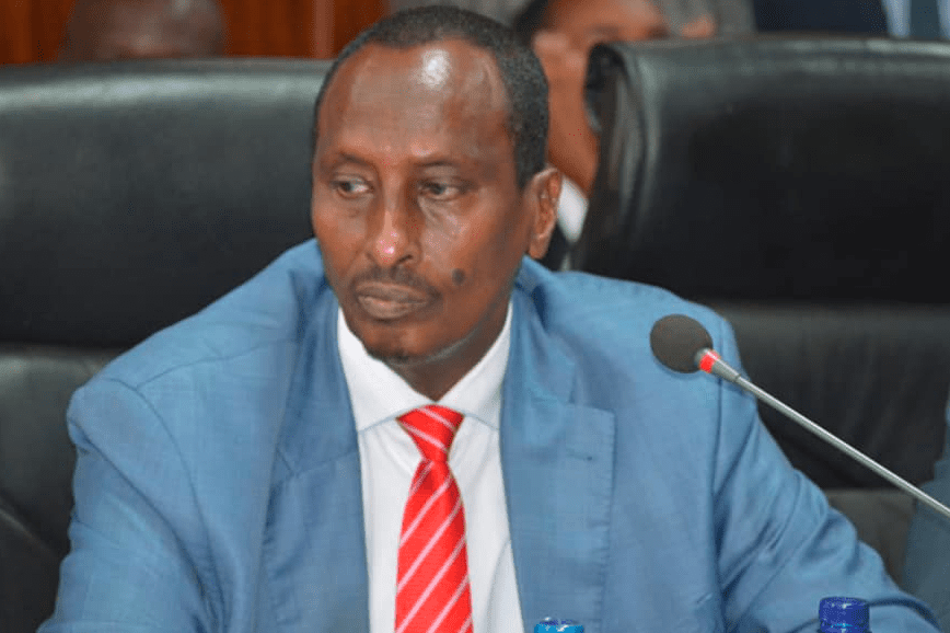 Ex-Wajir Governor Mohamud ejected from a meeting in Nairobi
