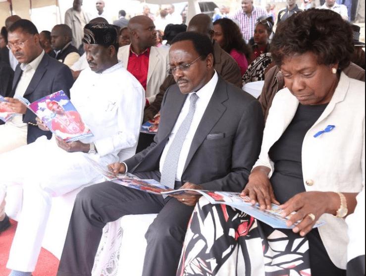 Ngilu tells Raila, Kalonzo, Mudavadi, Wetangula to reunite or else 'wataonea State House kwa ViuSasa'