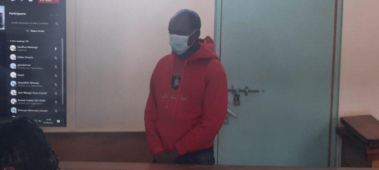Cop Edwin Okimaru pleads not guilty to brutal murder of matatu conductor