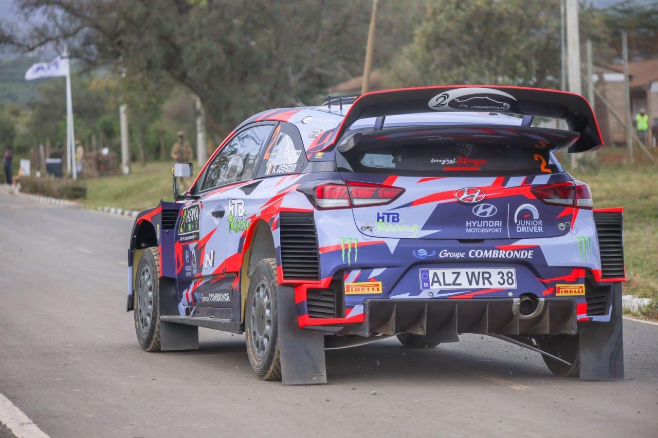 Shakedown suggests Safari Rally hasn't lost brutal streak
