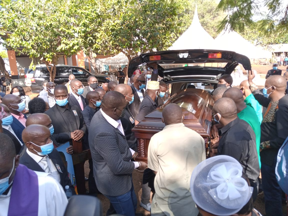 Family says only 200 people will be allowed at Kalembe Ndile's funeral
