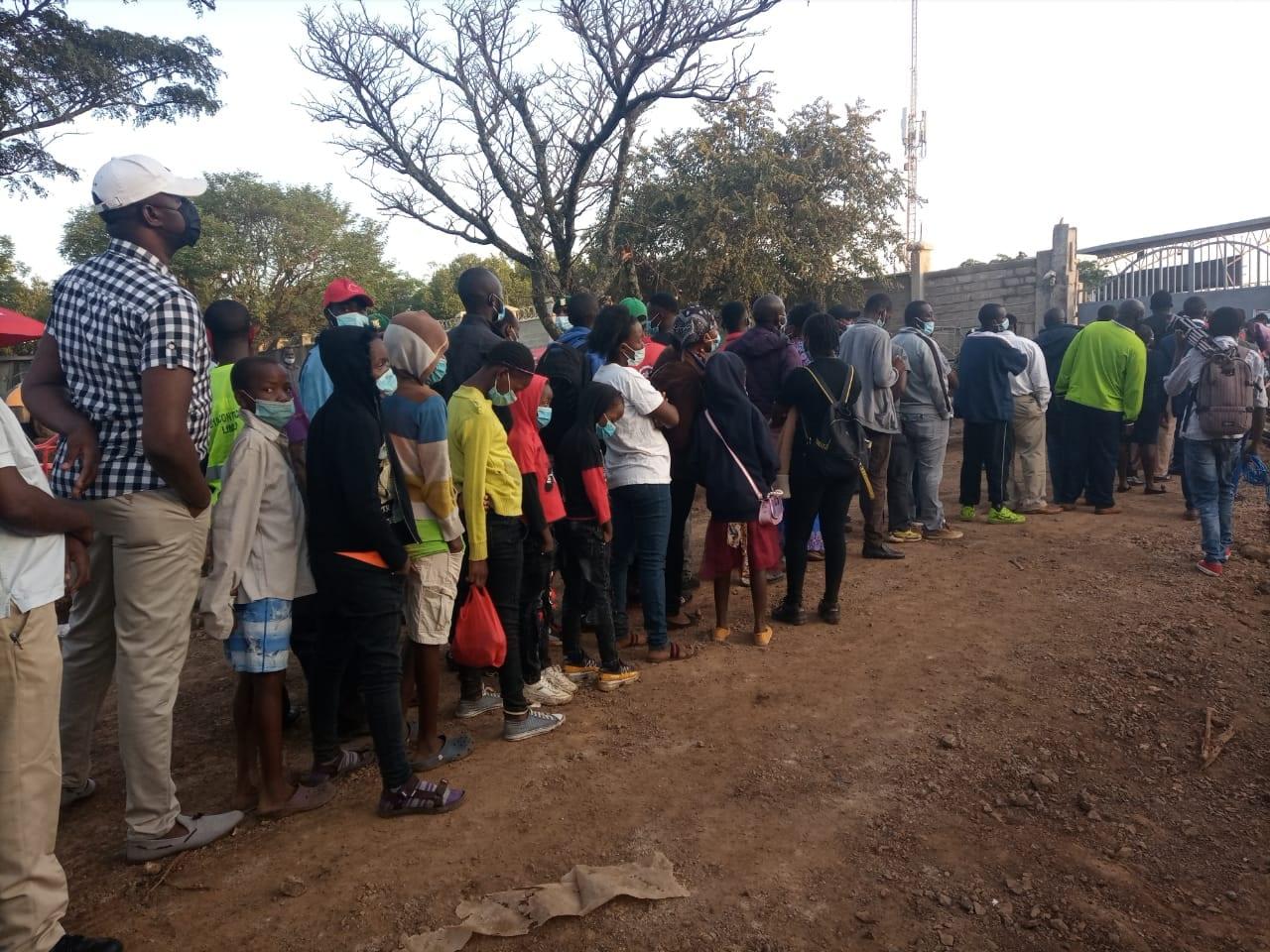 Madaraka Day program at Jomo Kenyatta International Stadium in Kisumu