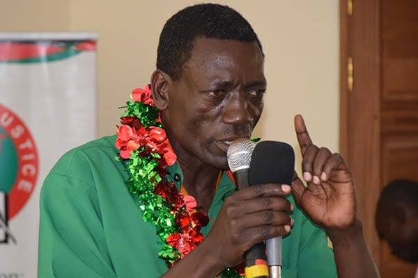 Collins Oyuu elected KNUT Secretary General taking over from Wilson Sossion