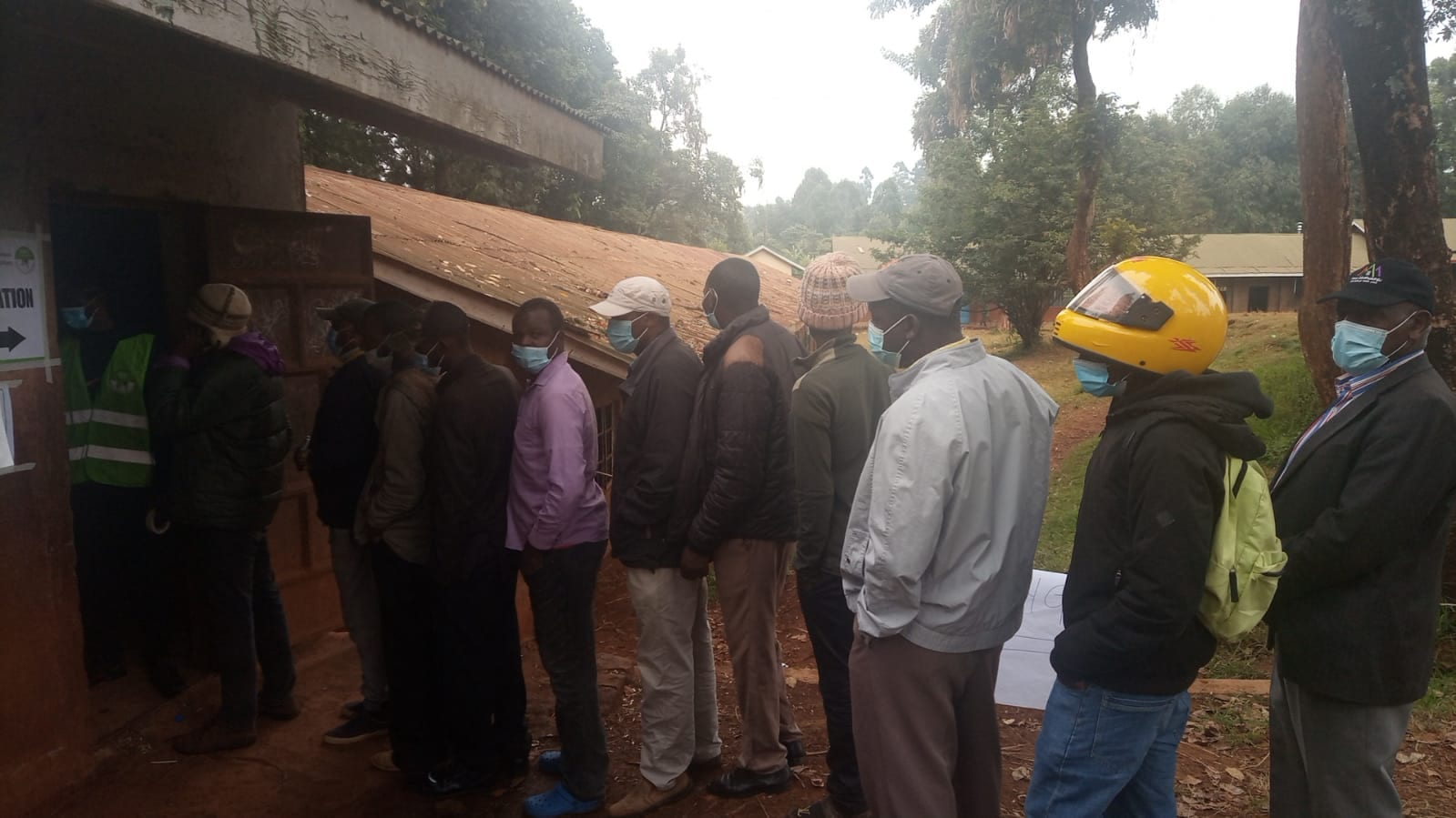 Voting in Kiambaa mini poll underway as Jubilee cries foul over alleged propaganda