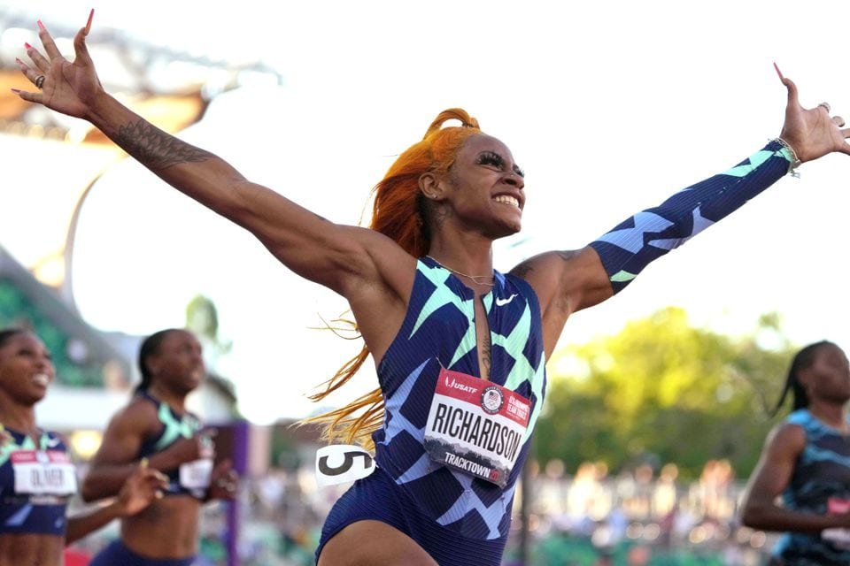 US sprinter Richardson tests positive for cannabis, could miss Olympics – sources
