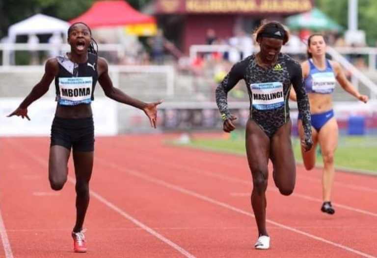 Namibia contenders withdrawn from Olympic 400m race