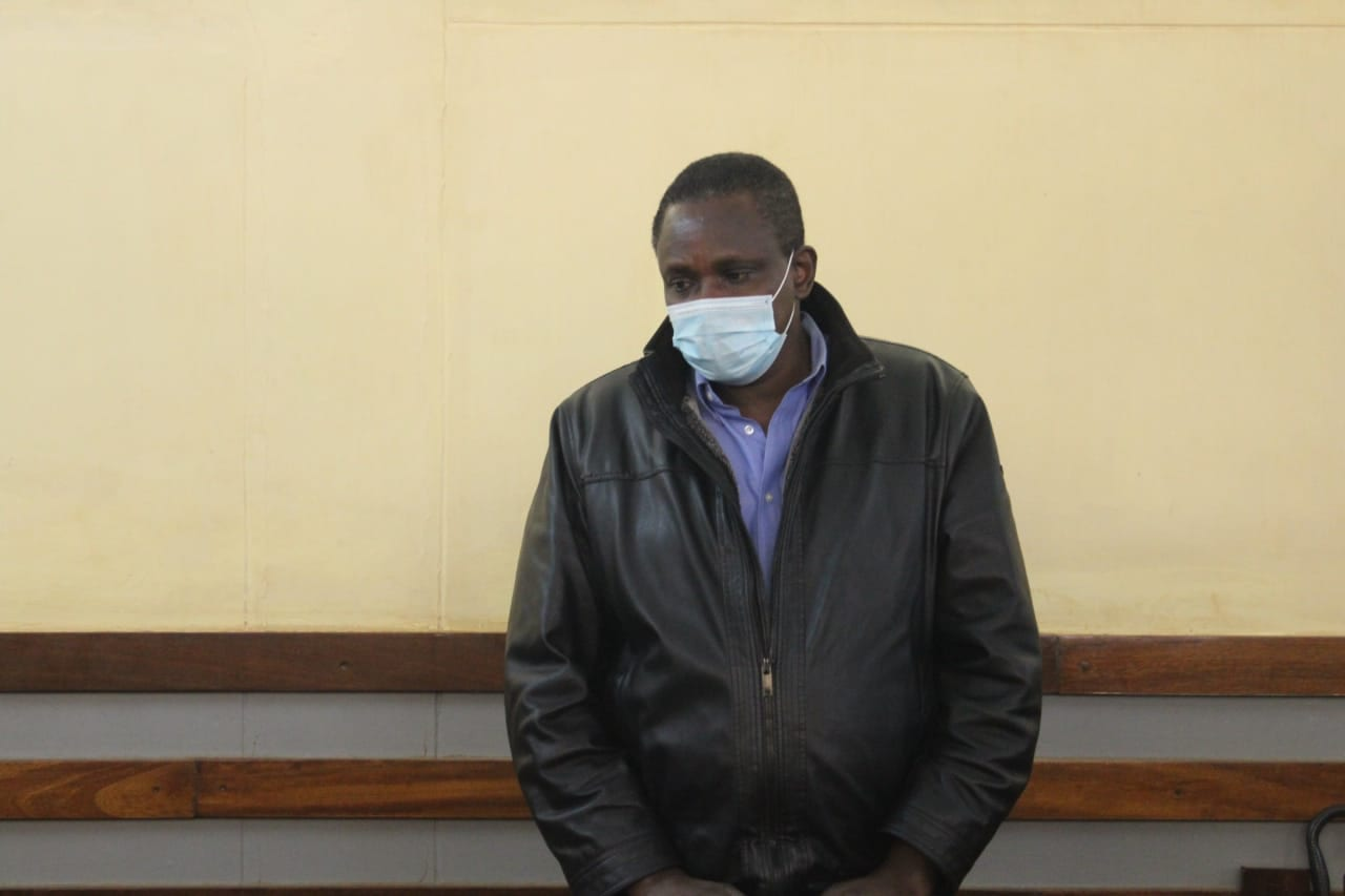 Man who shot woman on suspicion she was fugitive cop Kangogo freed on Ksh.200k cash bail
