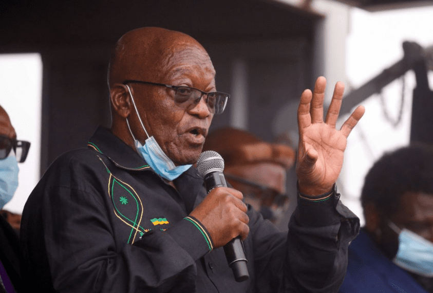 Trial of South Africa's ex-leader Jacob Zuma on arms deal corruption charges to resume