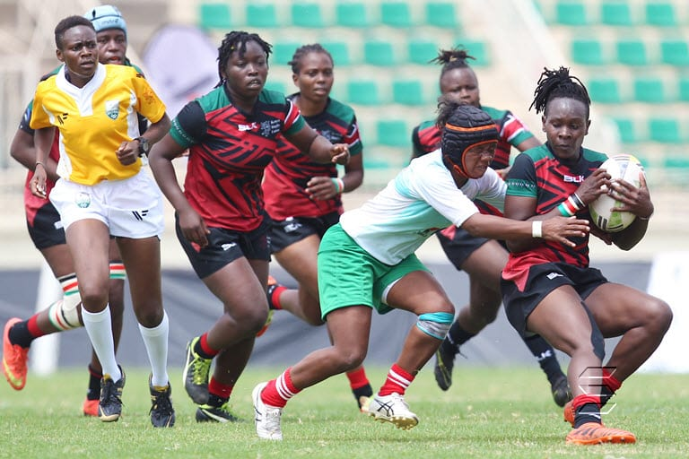 Madagascar down Kenya's Lionesses to clinch Rugby Africa Women's Cup