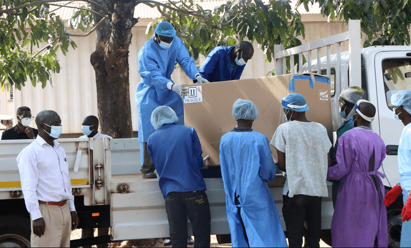 Malawi adds more COVID-19 vaccines in attempt to stem surge