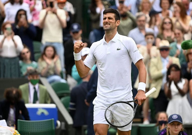 Prospect of making history will outweigh empty seats -Djokovic