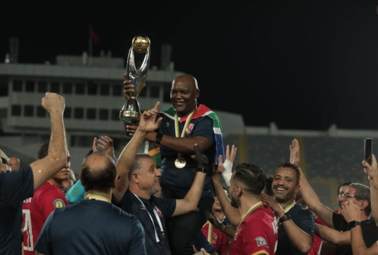 Al Ahly thrash Kaizer Chiefs to win record tenth African crown