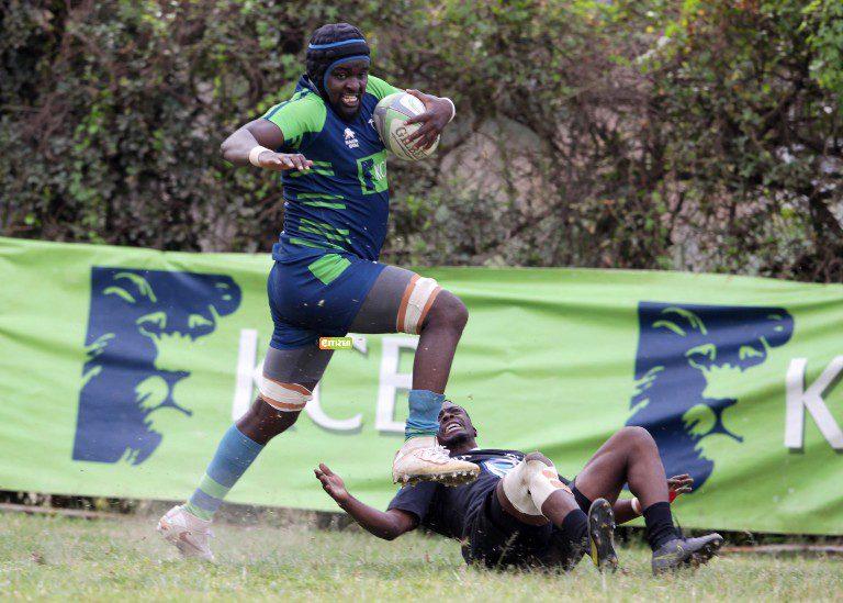 Kabras near top after thrashing Mwamba