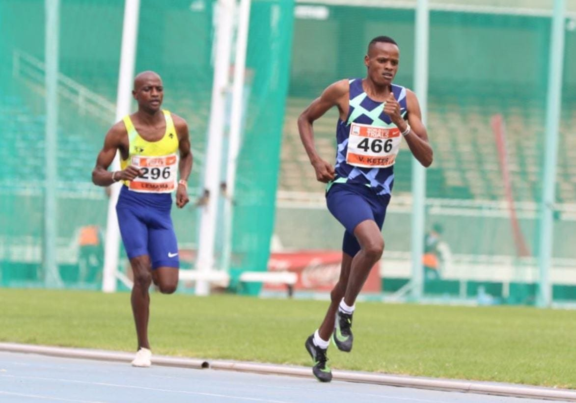 Keter, Muthoni shine at WU20 Trials