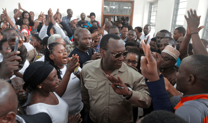 Tanzania's main opposition leader Freeman Mbowe arrested