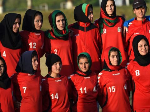 Former Afghan women's captain tells players to burn kits, delete photos