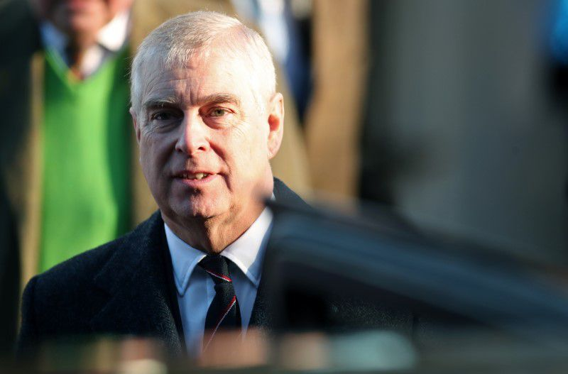 Prince Andrew is sued by Jeffrey Epstein accuser over alleged sexual abuse