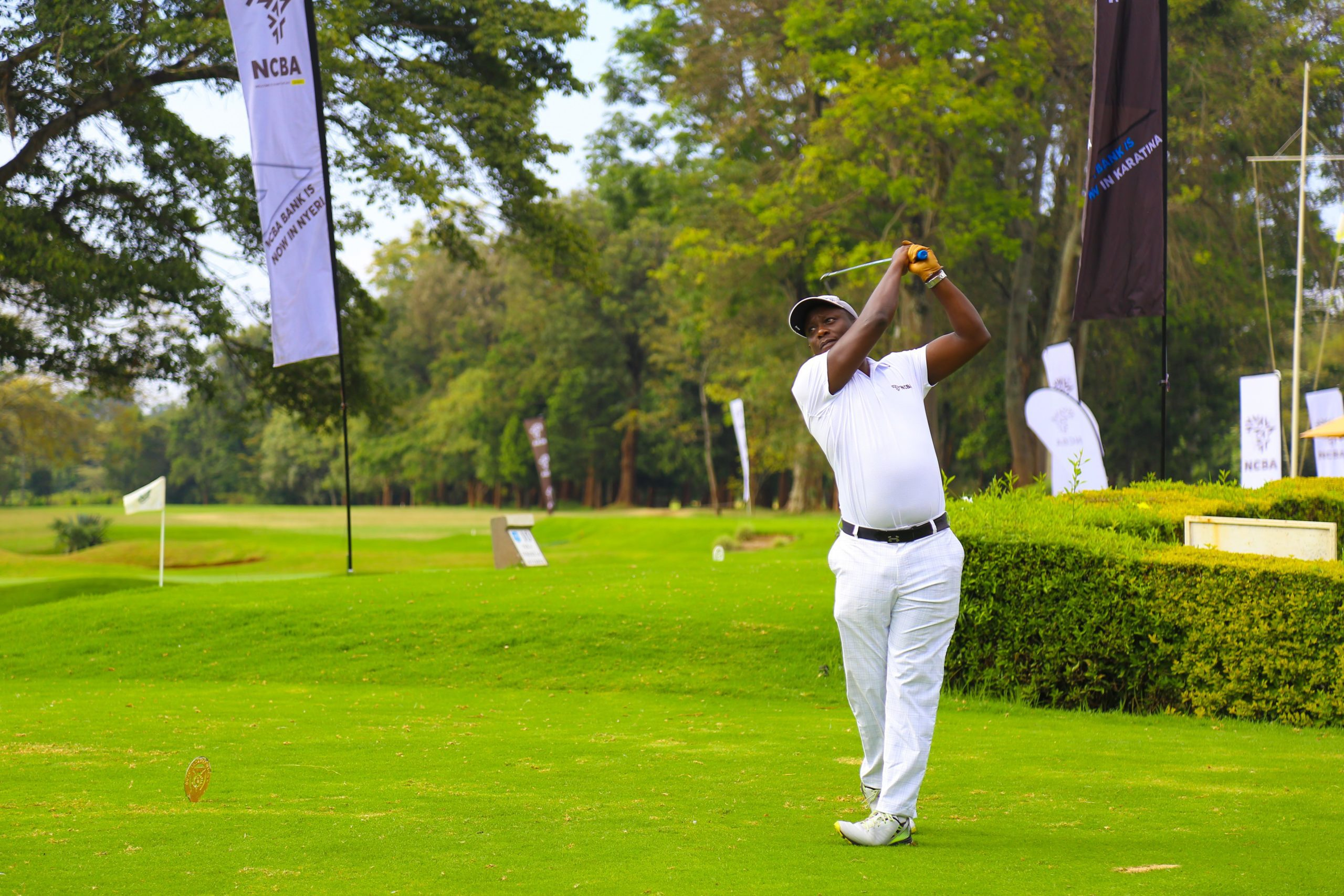 Nakuru to host 11th leg of NCBA Golf Series