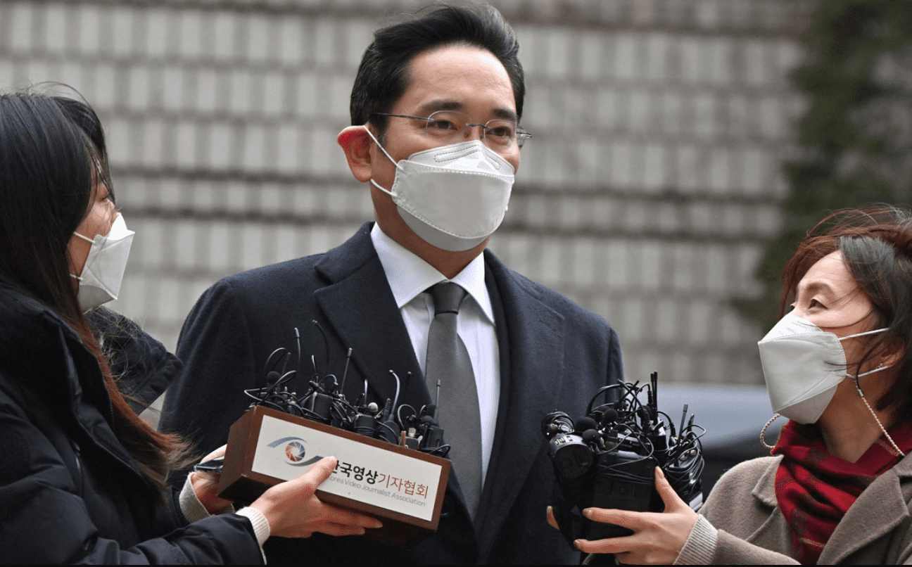 Samsung's jailed leader Lee Jae-yong to be released on parole