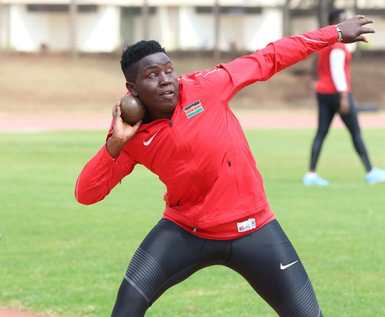 WU20: Youngster Akisa doesn't regret ditching football for shot put