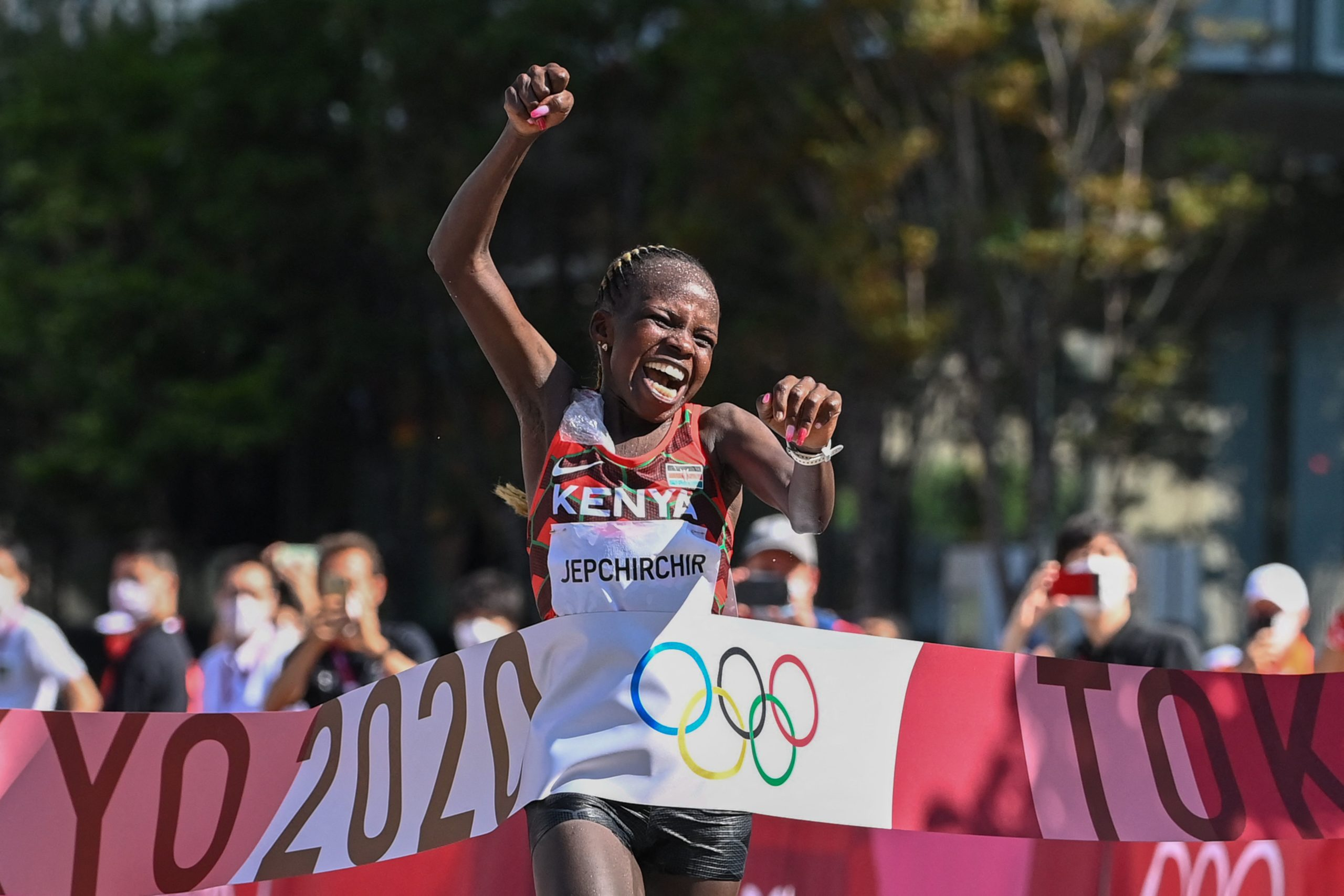 Tokyo Olympics: Jepchirchir, Kosgei clinch gold & silver in women's marathon