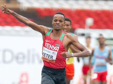 Keter strikes 1500m gold at WU20