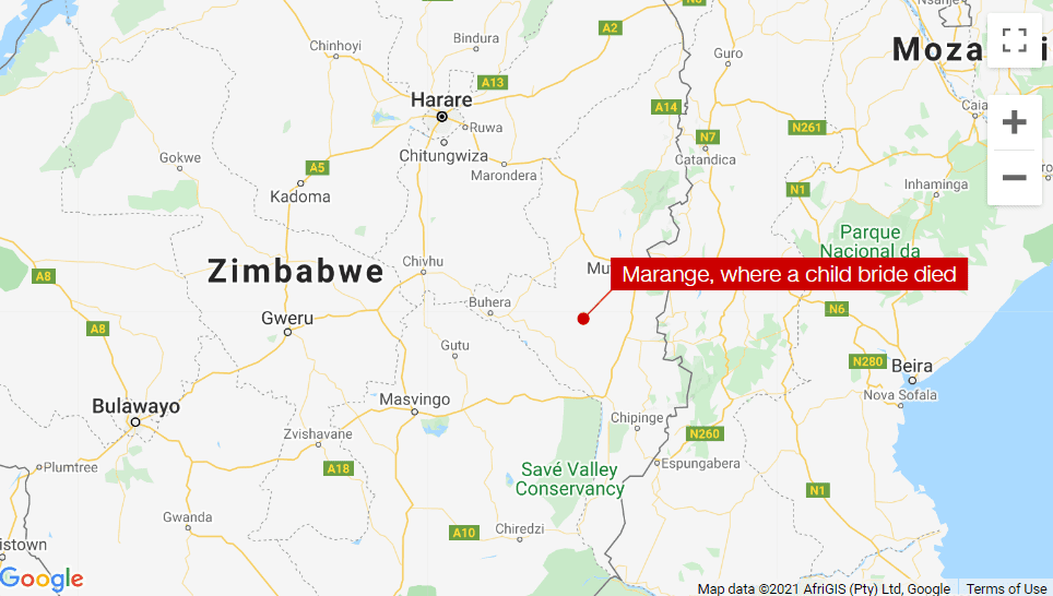 U.N condemns Zimbabwe child marriages as girl dies after giving birth