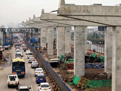 All closed sections along Mombasa Road to be opened by October