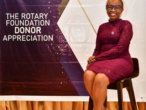PROFILE: Meet Lorraine Kirigia; the incoming President of the Rotary Club of Karen