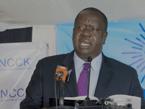 Gov't to target youth, boda boda operators to curb election violence