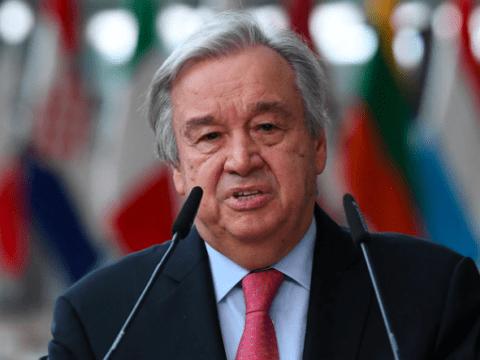 UN Chief: No military solution to Ethiopia crisis