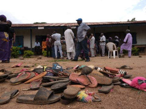 Bandits release 10 students kidnapped two months ago from Nigerian school