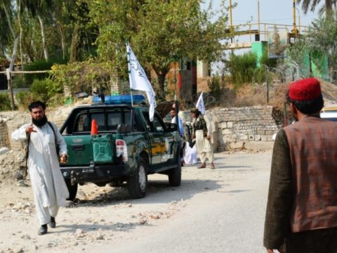 At least 2 dead in blasts in Afghanistan's Jalalabad, Taliban says