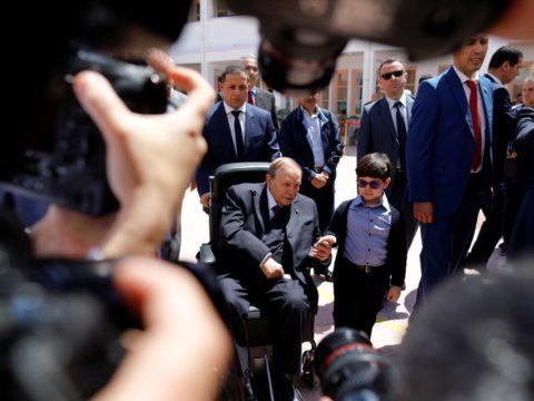 Algeria's former President Bouteflika dies at 84
