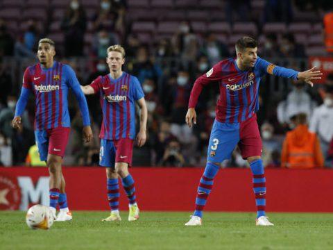 Woeful Barca drop points again