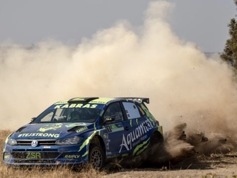 Chager keen to conquer Ramisi rally
