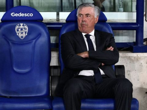 Ancelotti hits back at UEFA president following Real criticism