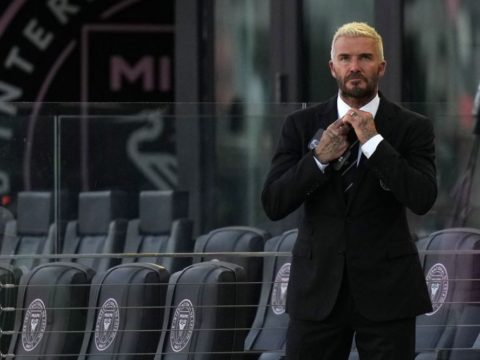 Beckham increases ownership stake in MLS club Inter Miami