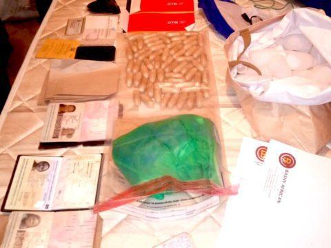 Mbagathi Hospital nurse arrested with heroin