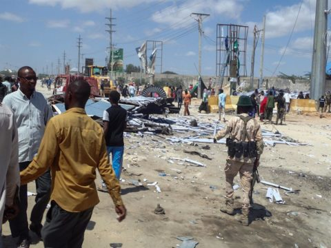 Suicide car bomb in Somali capital kills at least 7 -official
