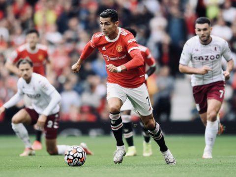Man United beaten by Villa at home