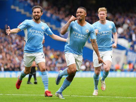 Man City end Chelsea's unbeaten start